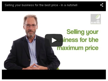 JD - Selling your business video